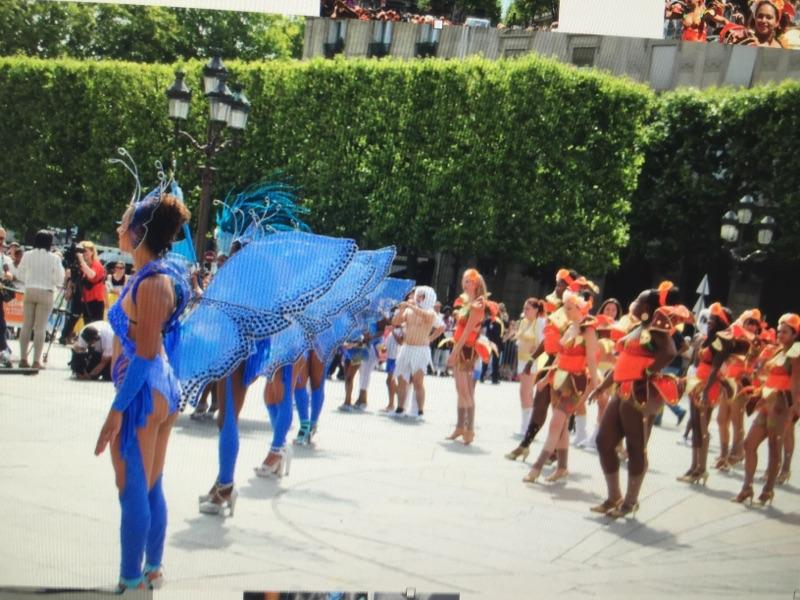 cours samba paris