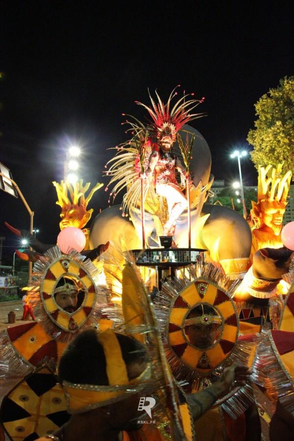 Le Carnaval de Rio 2016